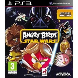 Игра для PS3 Медиа Angry Birds Star Wars