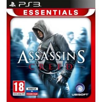 Игра для PS3 Медиа Assassins Creed Essentials