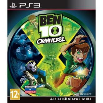 Игра для PS3 Медиа Ben 10: Omniverse