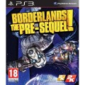 Игра для PS3 Медиа Borderlands:The Pre-Sequel