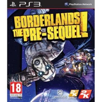 Игра для PS3 Медиа Borderlands:The Pre-Sequel