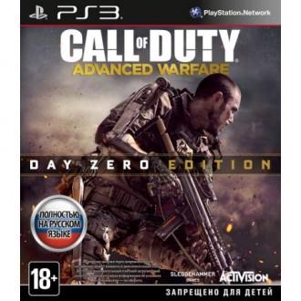Игра для PS3 Медиа Call of Duty: Advanced Warfare. Day Zero Edition