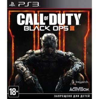 Игра для PS3 Медиа Call of Duty:Black Ops III