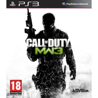 Игра для PS3 Медиа Call of Duty:Modern Warfare 3