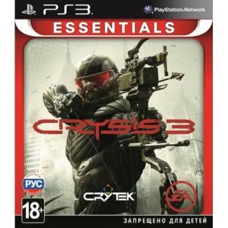 Игра для PS3 Медиа Crysis 3 Essentials