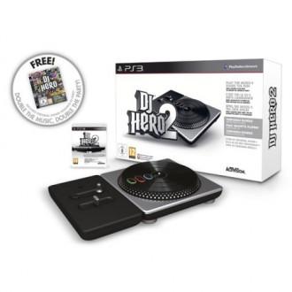 Игра для PS3 Медиа DJ Hero 2 Party Bundle + DJ Hero