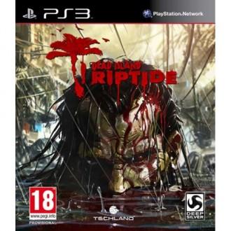 Игра для PS3 Медиа Dead Island Riptide