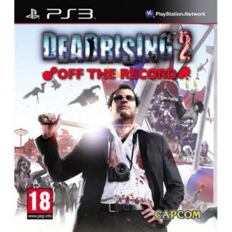Игра для PS3 Медиа Dead Rising 2: Off The Record