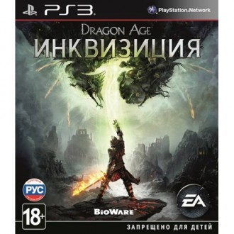 Игра для PS3 Медиа Dragon Age Inquisition
