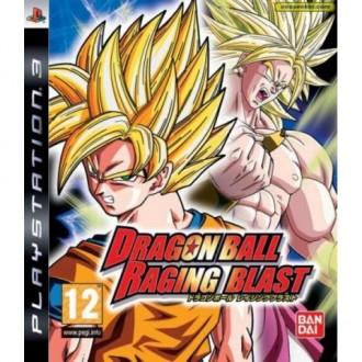Игра для PS3 Медиа Dragon Ball Raging Blast