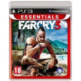 Игра для PS3 Медиа Far Cry 3 Essentials