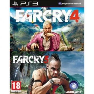 Игра для PS3 Медиа Far Cry 3 / Far Cry 4