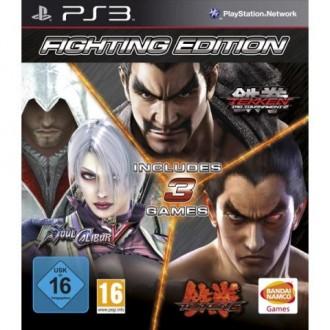 Игра для PS3 Медиа Fighting Edition