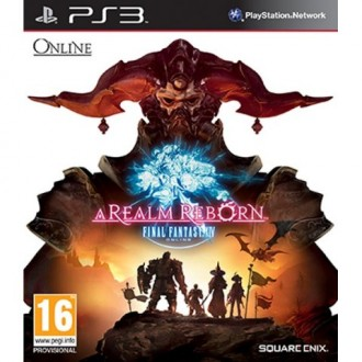 Игра для PS3 Медиа Final Fantasy XIV:A Realm Reborn.Standart Edition
