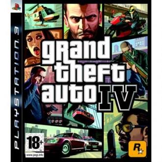 Игра для PS3 Медиа GTA IV