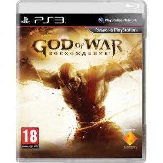 Игра для PS3 Медиа God Of War Восхождение