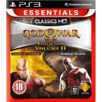Игра для PS3 Медиа God of War Collection 2
