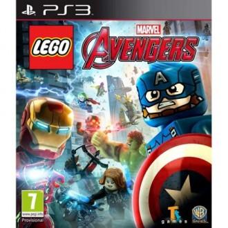 Игра для PS3 Медиа LEGO: Marvel Мстители