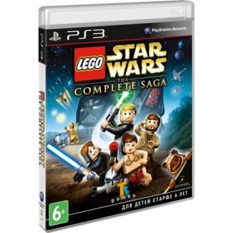 Игра для PS3 Медиа LEGO Star Wars:The Complete Saga Essentials