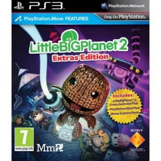 Игра для PS3 Медиа LittleBigPlanet 2 Расширенное издание