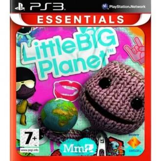 Игра для PS3 Медиа LittleBigPlanet Essentials