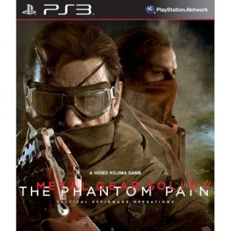 Игра для PS3 Медиа Metal Gear Solid V: The Phantom Pain