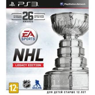 Игра для PS3 Медиа NHL Legacy