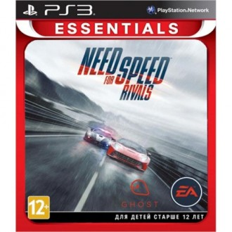 Игра для PS3 Медиа Need For Speed Rivals Essentials