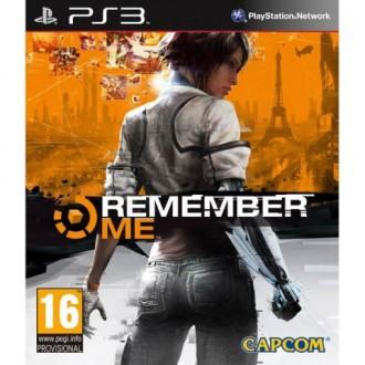 Игра для PS3 Медиа Remember Me