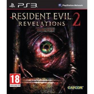 Игра для PS3 Медиа Resident Evil. Revelations 2