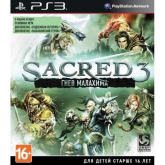 Игра для PS3 Медиа Sacred 3