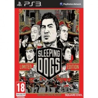 Игра для PS3 Медиа Sleeping Dogs Limited Edition