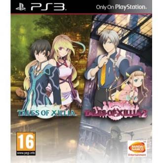 Игра для PS3 Медиа Tales of Xillia + Tales of Xillia 2