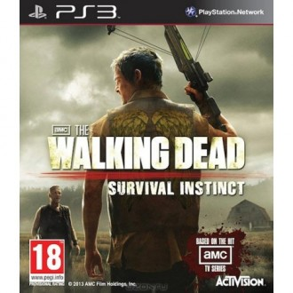 Игра для PS3 Медиа The Walking Dead. Инстинкт выживания