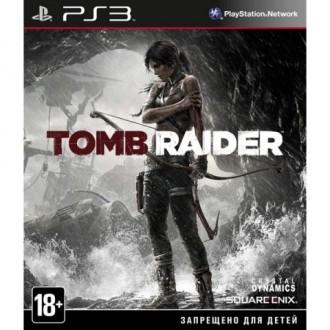 Игра для PS3 Медиа Tomb Raider