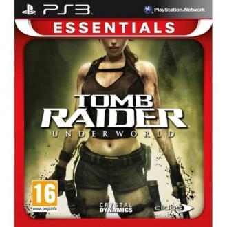 Игра для PS3 Медиа Tomb Raider: Underworld Essentials