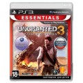 Игра для PS3 Медиа Uncharted 3. Иллюзии Дрейка Essentials