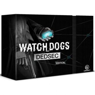 Игра для PS3 Медиа Watch_Dogs. DedSec Edition