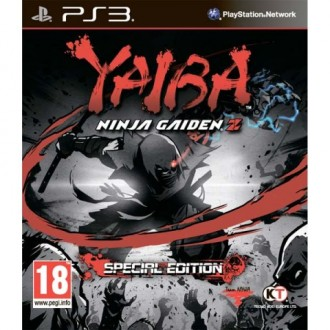 Игра для PS3 Медиа Yaiba: Ninja Gaiden Z Special Edition