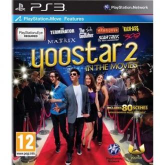 Игра для PS3 Медиа Yoostar 2:In The Movies