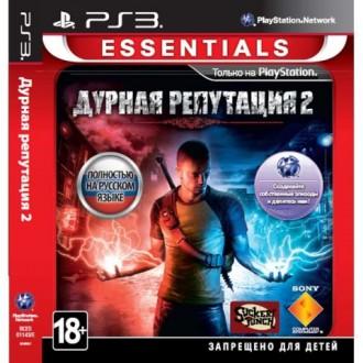 Игра для PS3 Медиа Дурная репутация 2