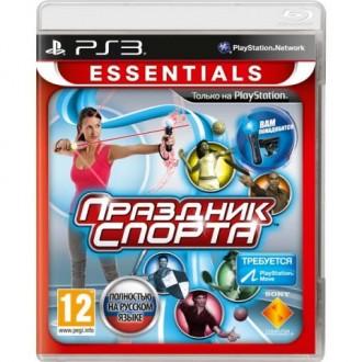 Игра для PS3 Медиа Праздник спорта