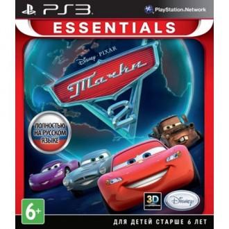 Игра для PS3 Медиа Тачки 2 Essentials
