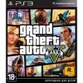 Игра для PS3 Медиа GTA V