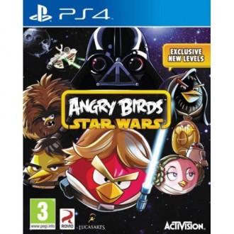 Видеоигра для PS4 Медиа Angry Birds Star Wars