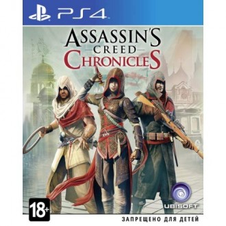 Видеоигра для PS4 Медиа Assassin'Creed Chronicles