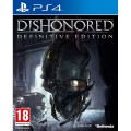 Видеоигра для PS4 Медиа Dishonored. Definitive Edition