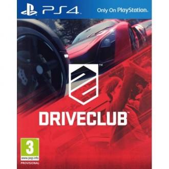 Видеоигра для PS4 Медиа Driveclub
