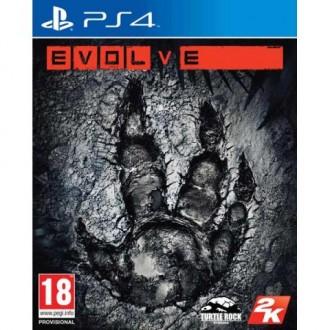 Видеоигра для PS4 Медиа Evolve