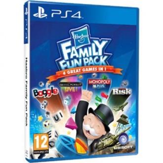 Видеоигра для PS4 Медиа Hasbro Family Fun Pack